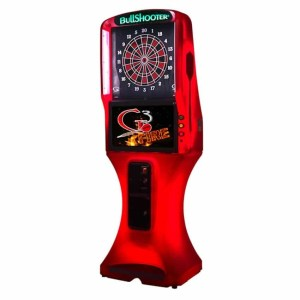 Arachnid G3 Fire Coin Op Dart Game Machine | moneymachines.com