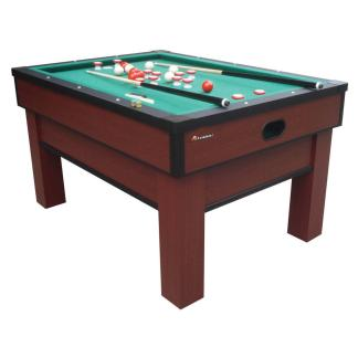 Atomic Classic Bumper Pool Table | G02251AW | moneymachines.com