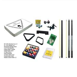 Basic Pool Table Accessory Kit | moneymachines.com