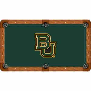 Baylor Bears Billiard Table Cloth | moneymachines.com