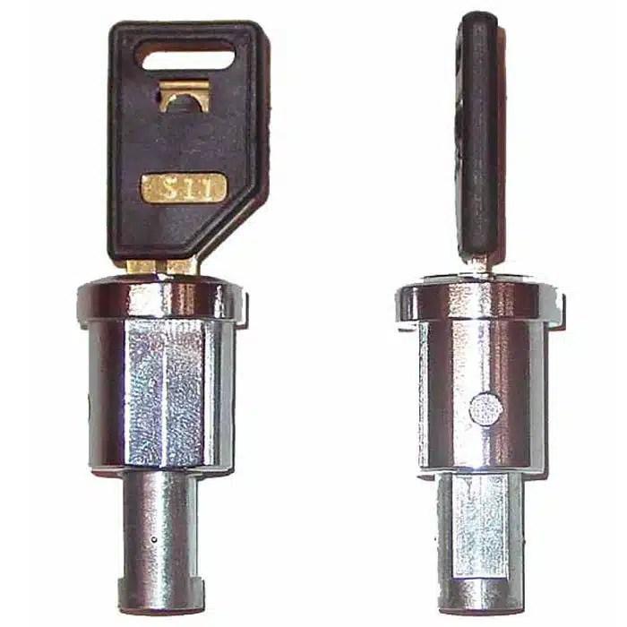 Beaver Vending RB16 NB Cash Box Locks Keyed Alike 7 PCS FREE S//H Gumball Bulk