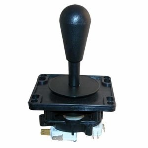 Black Ultimate Joystick For Arcade Game Machines | moneymachines.com