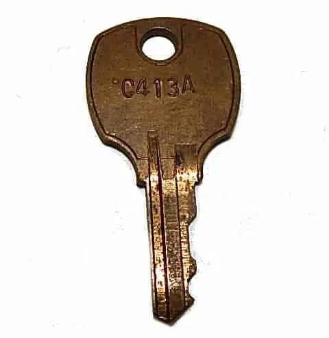 C413A Rowe/AMI Jukebox Key | moneymachines.com