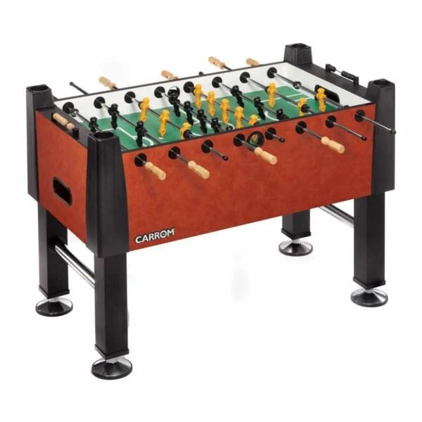 Carrom SIGNATURE FOOSBALL TABLE – MOROCCAN – Preassembled | moneymachines.com