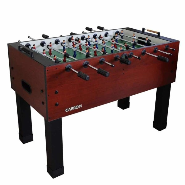 Carrom Wild Cherry Foosball Table | moneymachines.com