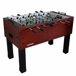 Carrom Wild Cherry Foosball Table | moneymachines.com