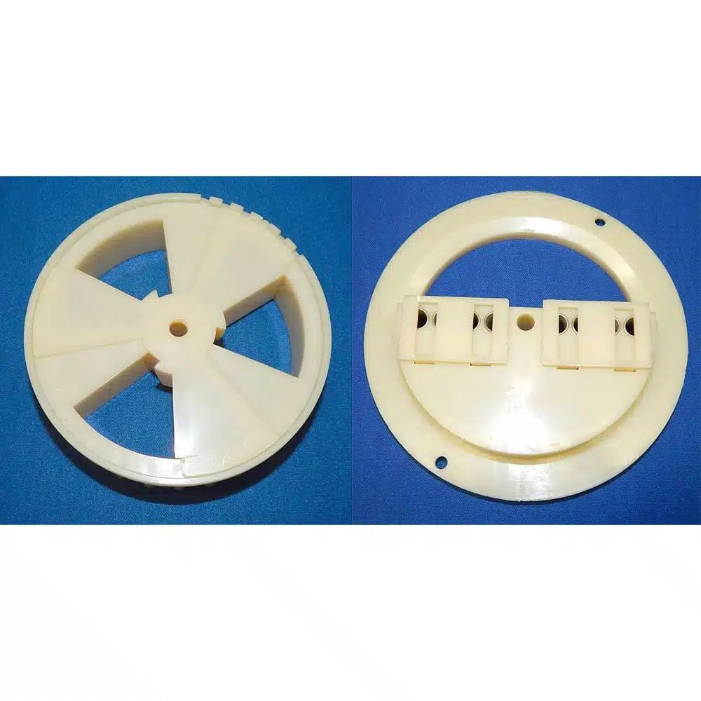 Northwestern Rhino Deep Adjustable Vending Wheel For Bulk Vending Machines