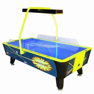 Dynamo Hot Flash Non-Coin Home Air Hockey Table | moneymachines.com