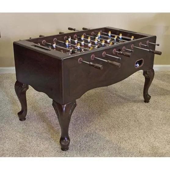 Furniture Foosball Table | moneymachines.com
