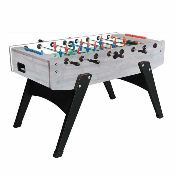 Garlando G-2000 Grey Oak Foosball Table | 26-7881 | moneymachines.com