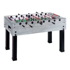 Garlando G-500 Grey Oak Foosball Table | 26-7914 | moneymachines.com