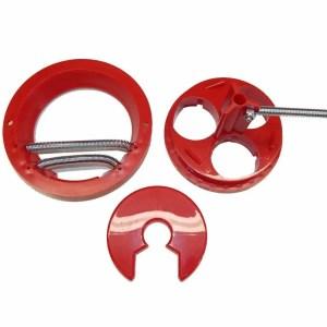Gumball and Jawbreaker Vending Wheel, Riser, Brush Set For Imported Vendors | moneymachines.com