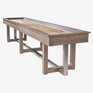 HJ Scott Shuffleboard Tables