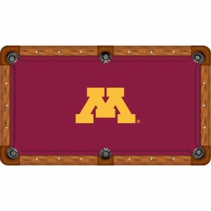 Minnesota Billiard Table Cloth | moneymachines.com