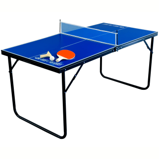 Park & Sun MTT - Complete Folding Mini Table Tennis | moneymachines.com
