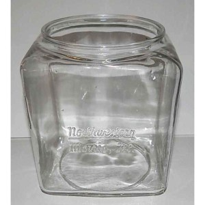 Northwestern Model 60 Embossed Glass Globe | moneymachines.com