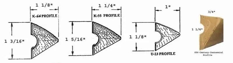 Rail Cushion Profile | moneymachines.com