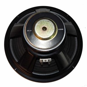 Replacement 10 Inch Rowe/AMI Woofer Low Range Jukebox Speaker back view | moneymachines.com