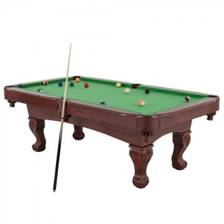 Triumph 7.5' Santa Fe Billiard Table   45-6784   moneymachines.com