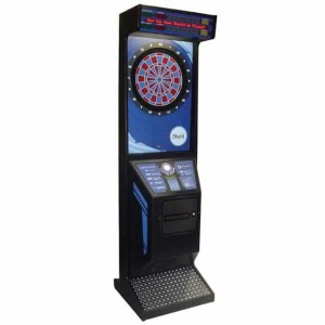 Shelti Eye 2 Electronic Home Non Coin-Op Dart Machine - SD-A-E2-10-H | moneymachines.com