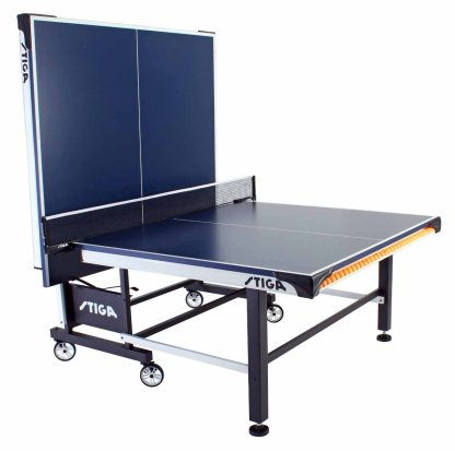 Stiga Expert STS520 Table Tennis Table Play Back Mode | moneymachines.com