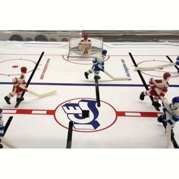 Super Chexx Pro Bubble Hockey Table Playfield | moneymachines.com