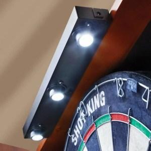 Viper Shadow Buster Dartboard Illuminator Working | moneymachines.com
