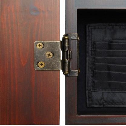 Viper Metropolitan Soft Tip Cabinet Hinge Detail   moneymachines.com
