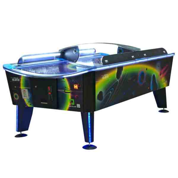 Meteor Storm Weatherproof Coin Operated Air Hockey Table | moneymachines.com
