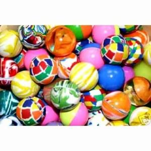 27mm (1 inch) Assorted Mixed Superballs - Bulk | moneymachines.com