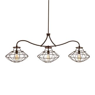 LP-585 HJ Scott Industrial Style Wire Framed Billiard Table Light | moneymachines.com