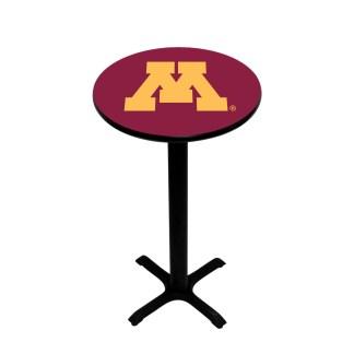 Minnesota Golden Gophers College Logo Pub Table | moneymachines.com