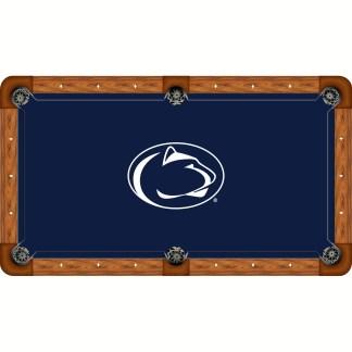 Penn State Nittany Lions Billiard Table Cloth   moneymachines.com