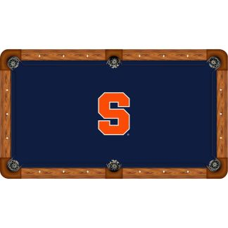 Syracuse Orange Billiard Table Cloth | moneymachines.com