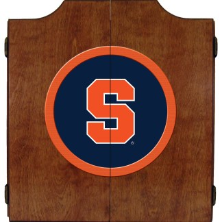 Syracuse Orange College Logo Dart Cabinet | moneymachines.com