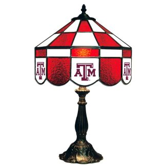 Texas A&M Aggies Stained Glass Table | moneymachines.com