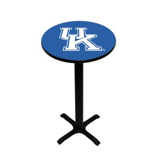Kentucky Wildcats College Logo Pub Table | moneymachines.com
