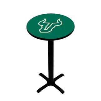 South Florida Bulls College Logo Pub Table | moneymachines.com