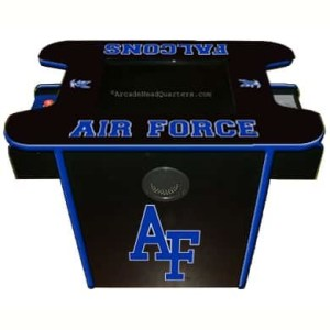 Air Force Arcade Multi-Game Machine | moneymaachines.com