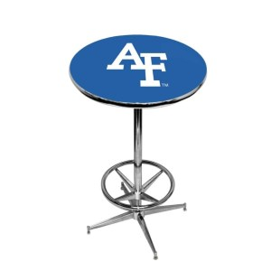 Air Force Falcons College Logo Pub Table | moneymachines.com