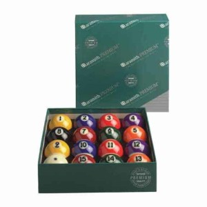 "Aramith Premium Belgian 2 1/4"" Pool Ball Set 