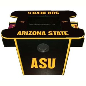 Arizona State Arcade Multi-Game Machine | moneymachines.com