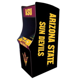 Arizona State Sun Devils Arcade Multi-Game Machine | moneymachines.com