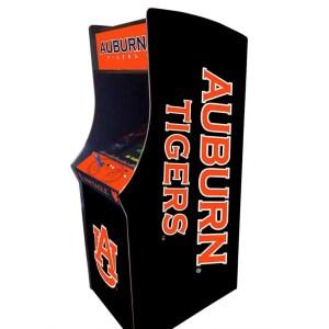 Auburn Tigers Arcade Multi-Game Machine | moneymachines.com