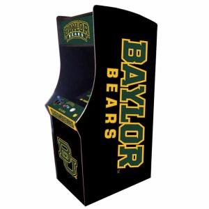 Baylor Bears Arcade Multi-Game Machine | moneymachines.com