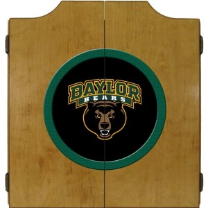 Baylor Bears College Logo Dart Cabinet | moneymachines.com