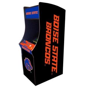 Boise State Broncos Arcade Multi-Game Machine | moneymachines.com