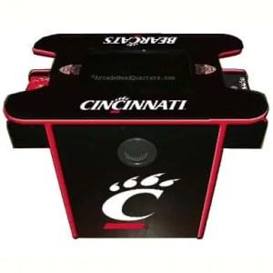 Cincinnati Arcade Multi-Game Machine   moneymachines.com