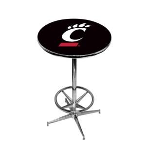 Cincinnati Bearcats College Logo Pub Table   moneymachines.com