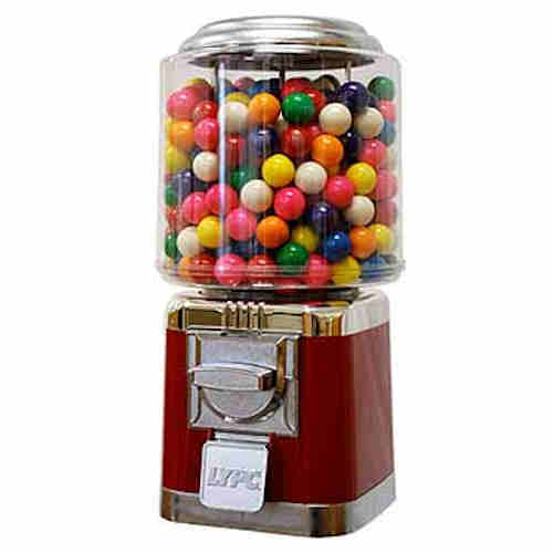 Classic Gumball Vending Machine | moneymachines.com